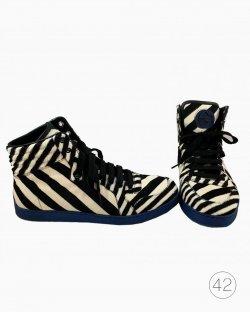 Tênis Gucci Masculino Zebra