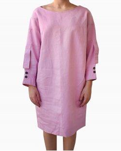 Maxi Dress Chloé Rosa