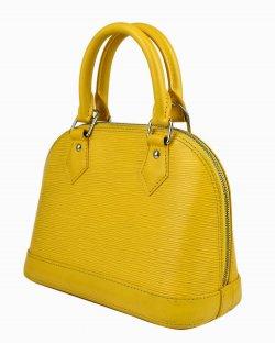 Bolsa Louis Vuitton Alma BB epi amarelo