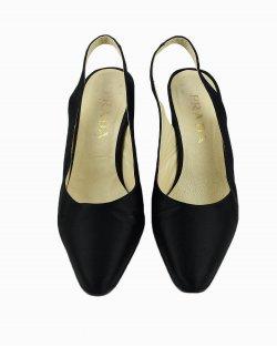 Sapato Prada Slingback Preto