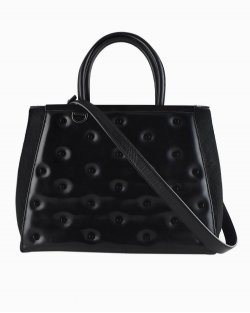 Bolsa Fendi 2Jours Black Dots
