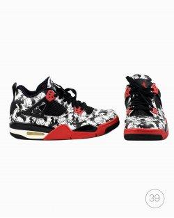 Tênis Air Jordan 4 Retro SNGL DY