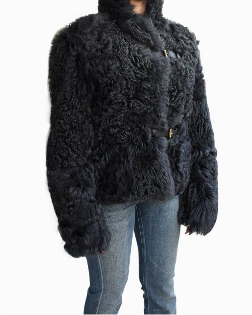 Jaqueta Louis Vuitton Dupla Face