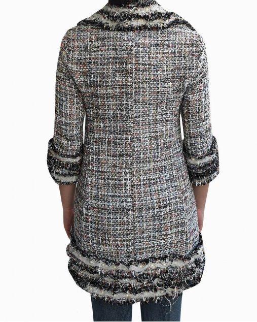 Casaco Andrea Bogosian Tweed