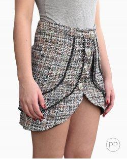 Saia Andrea Bogosian Tweed