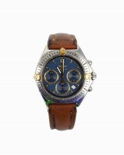 Relógio Breitling Callisto Chronomat 80350 azul