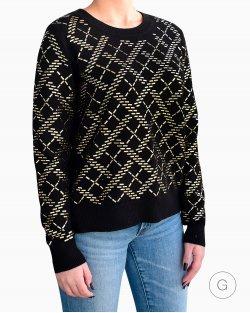 Blusa Michael Kors Brilhos