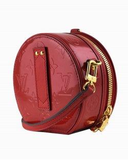 Bolsa Louis Vuitton Mini Boite Chapeau vermelha
