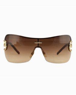 Óculos Gucci Rimless Gold GG 2771/S