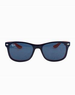 Óculos Ray Ban Infantil Azul e Laranja