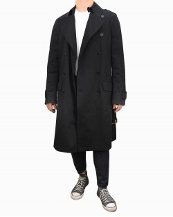 Trench Coat Dolce & Gabbana com cinto preto