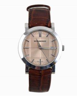 Relógio Burberry Marrom BU 1356