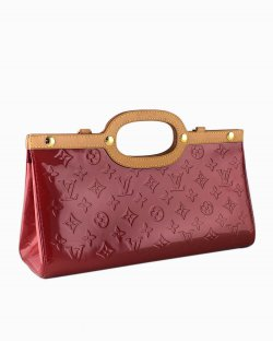Bolsa Louis Vuitton Roxbury Red Vinyl