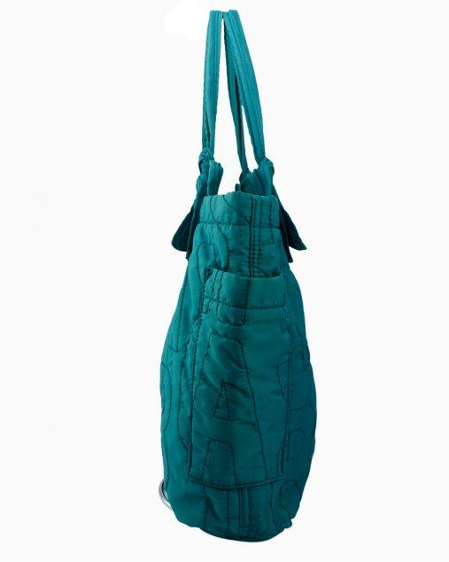 Bolsa Marc Jacobs Pretty Tote Verde