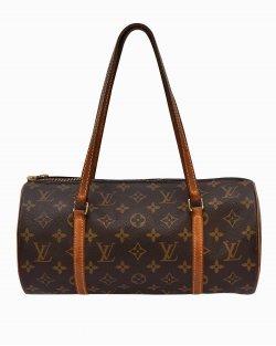 Bolsa Louis Vuitton Papillon monograma