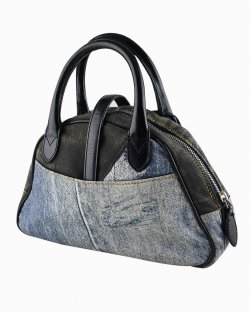 Bolsa Dior Vintage Saddle Bowler Miss Diorella jeans