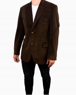 Blazer Christian Dior Vintage veludo marrom