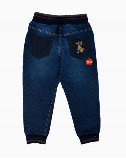 Calça Dolce&Gabbana Jeans DG12 Dog Infantil
