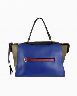 Bolsa Céline Ring Bag Tricolor