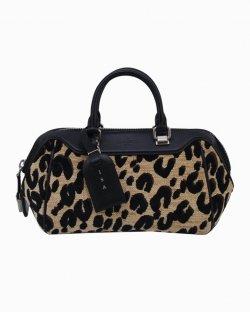 Bolsa Louis Vuitton Sunshine Express Stephen Sprouse Limited Edition animal print
