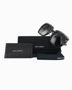 Óculos de sol Dolce & Gabbana DG6111 preto