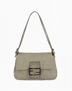 Bolsa Fendi Limited Ed.Silver Mama
