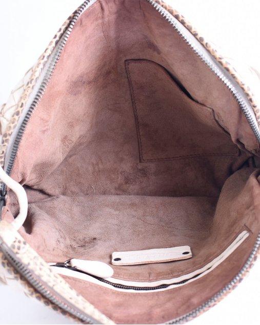 Bolsa Bottega Veneta Nodini Marfim