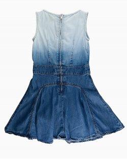 Vestido Gucci Jeans Infantil