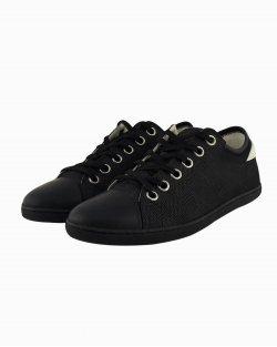 Tênis Louis Vuitton Aventure Axel damier noir preto