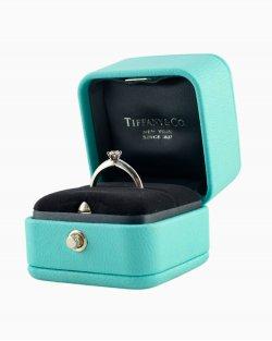 Solitário Tiffany & Co. diamante 15
