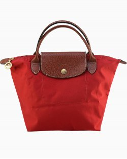 Bolsa Longchamp Le Pliage Vermelha