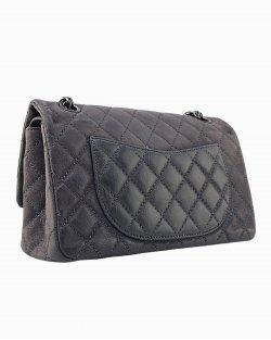 Bolsa Chanel 2.55 Reissue 226 Flap Cinza