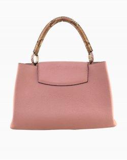 Bolsa Louis Vuitton Capucines MM Rose