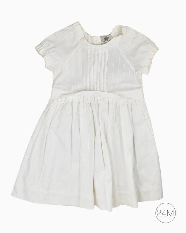 Vestido Infantil Armani