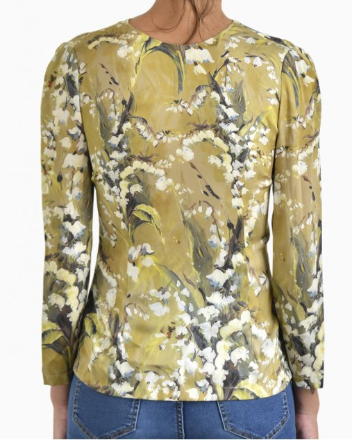 Camisa Dolce & Gabbana Estampa Floral