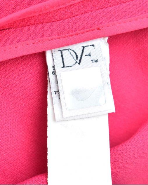 Vestido DVF Millie Colorido