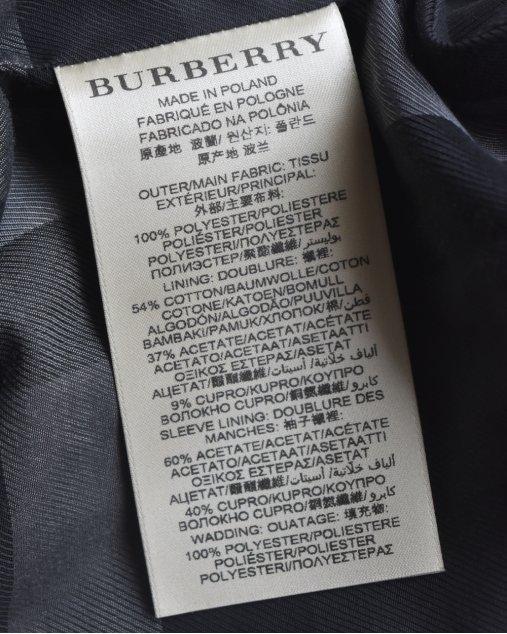 Blazer Burberry Azul Marinho