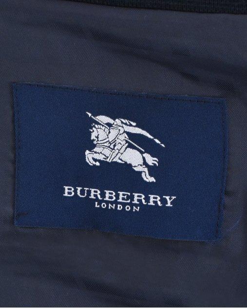 Casaco Burberry Preto