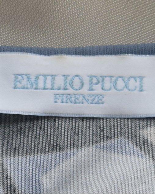 Vestido Emílio Pucci Estampado