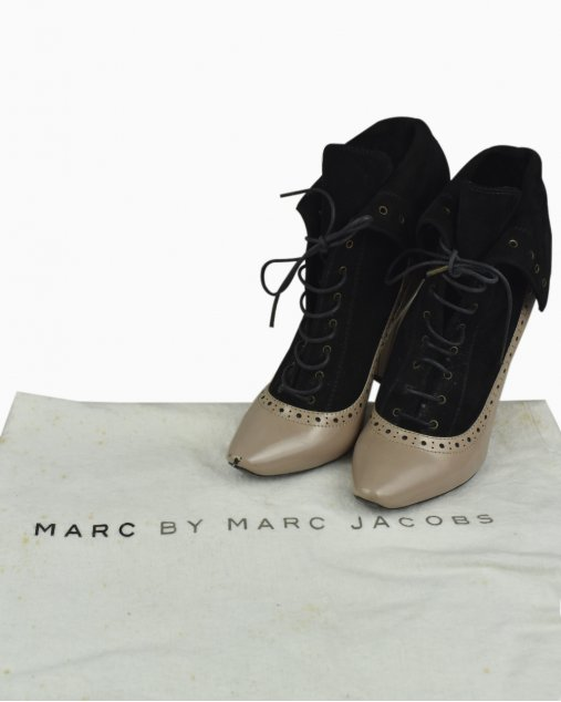 Bota Marc By Marc Jacobs Bicolor