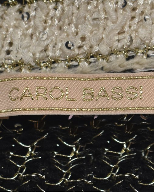 Cardigan Carol Bassi Bicolor