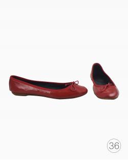 Sapatilha Yves Saint Laurent Vermelha