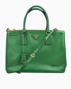 Bolsa Prada Galleria Verde