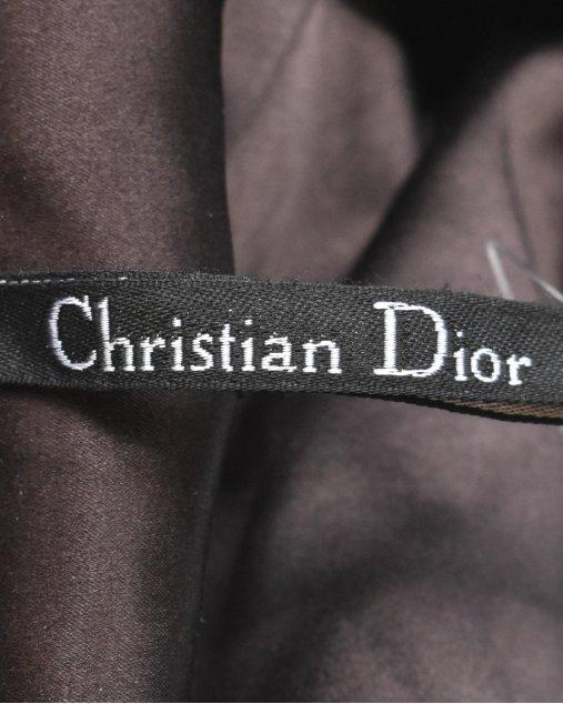 Calça Christian Dior Marrom