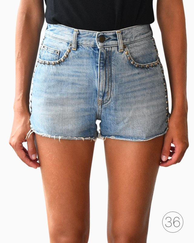 Short Jeans Yves Saint Laurent