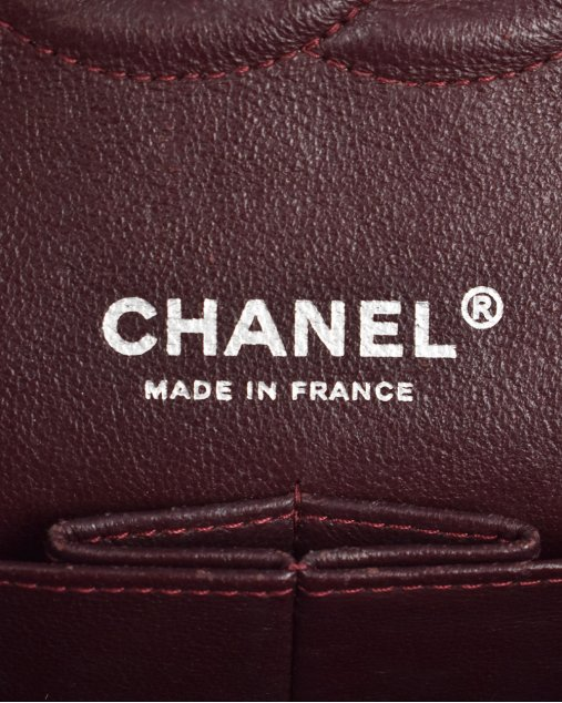Bolsa Chanel Double Flap Média
