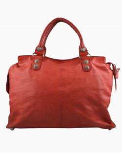 Bolsa Balenciaga Giant Vermelha