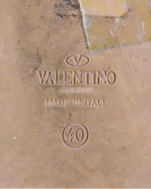 Alpargata Valentino