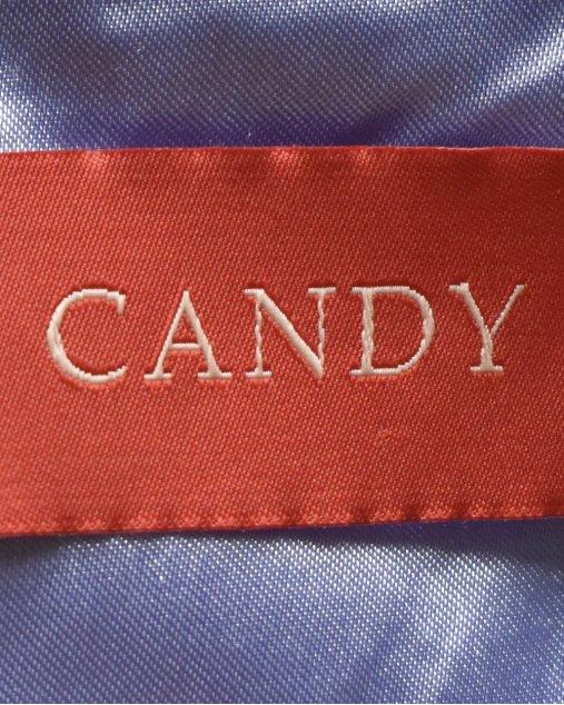 Vestido Longo Lilás Candy Brown