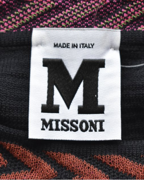 Vestido M Missoni Estampado